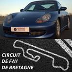Pilotage GT & Caterham 2 pers. Fay de Bretagne - Almacar