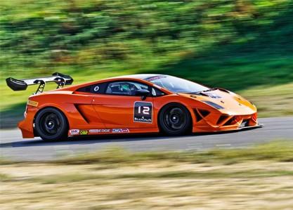 Lamborghini Supertrofeo - Circuit Fontenay le Comte Almacar