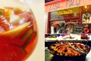 Paëlla & Sangria CasaPaco