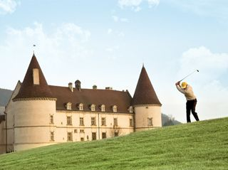 Château de Chailly - Hôtel & Golf