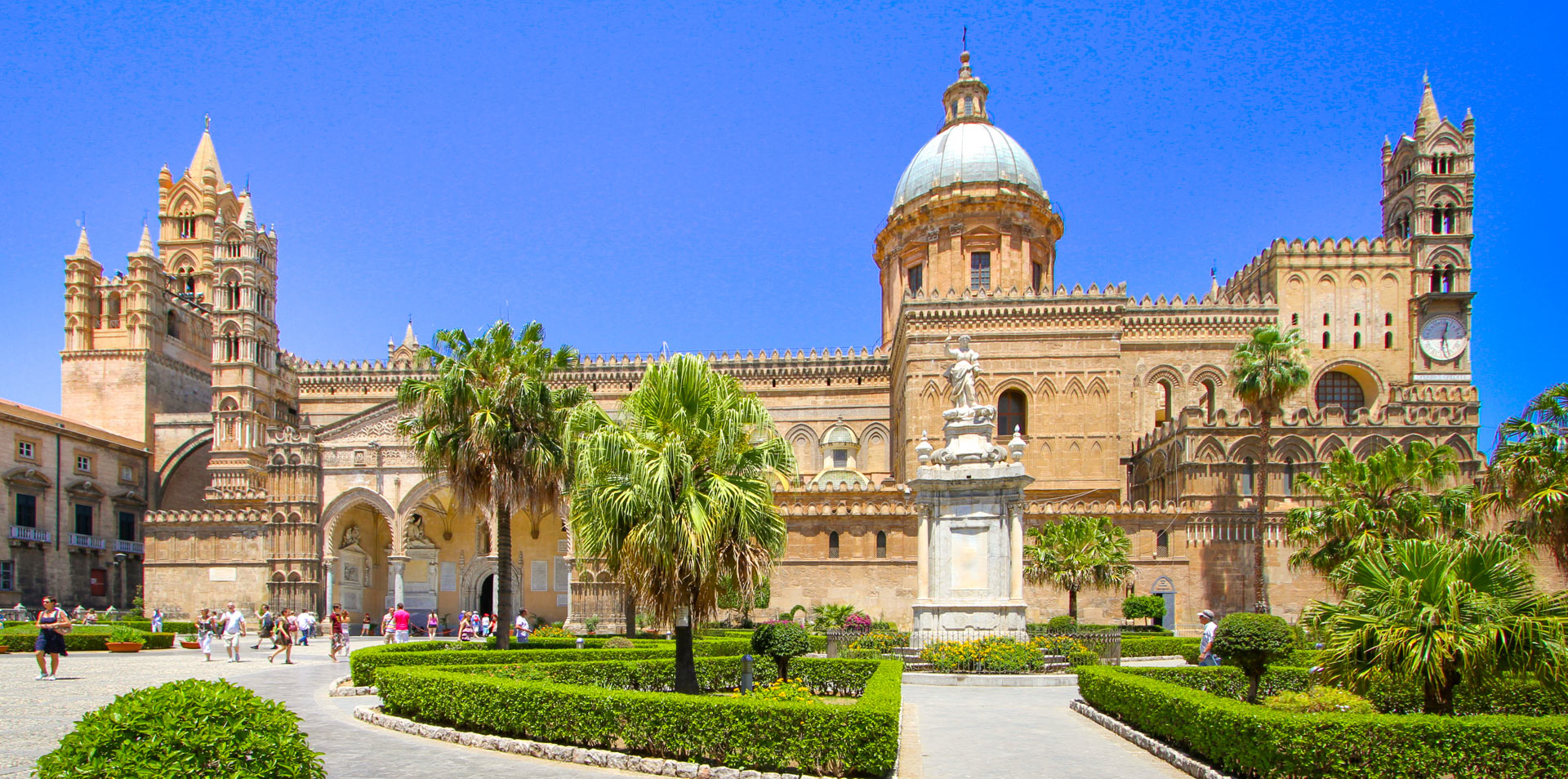 Sicile, Palerme, 4 étoiles Luxe