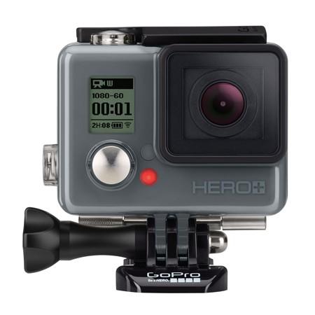 Caméra Hero +, GoPro