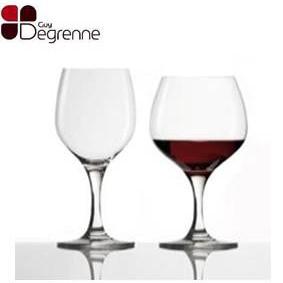 Guy Degrenne Service 12 verres, vin blanc, vin rouge