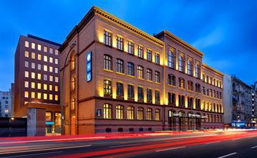 Séjour suggéré, Hôtel Jardin Berlin 4*