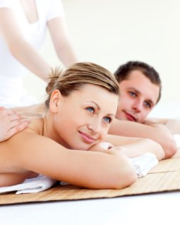 Massage relaxant en duo