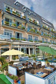 Hôtel Restaurant Le Goyen