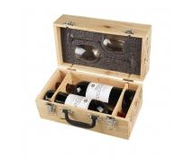 Valise Cadeaux Vins de Bordeaux