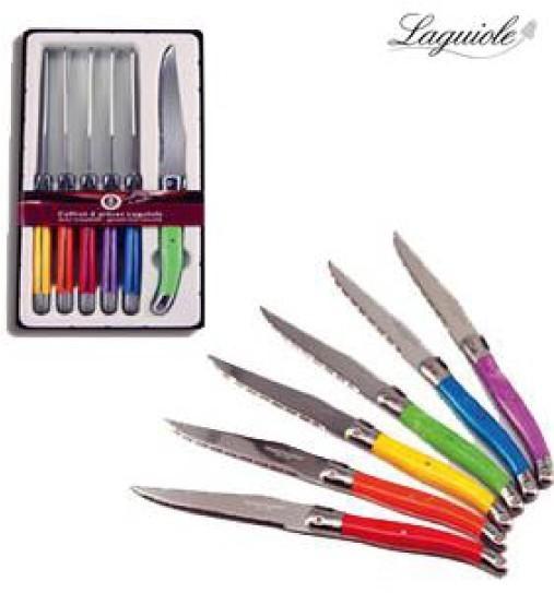 Set couteaux de Table Laguiole