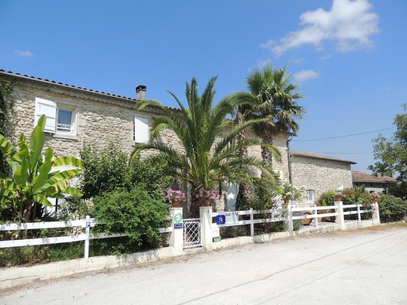 Maison d'hôtes en Médoc Ordonnac
