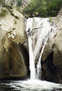 Canyoning perfectionnement