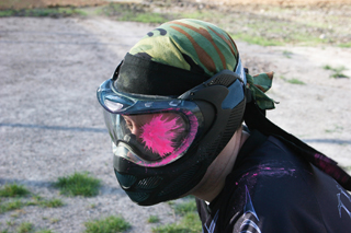 Paintball pour 6