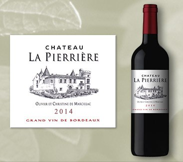 Côtes de Bordeaux Château La Pierriere