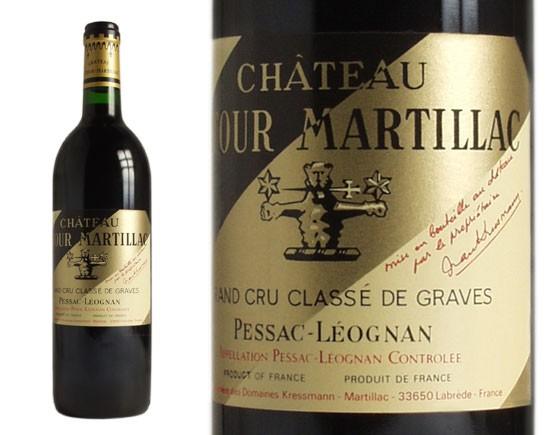 Graves Rouge Château Latour Martillac 2013